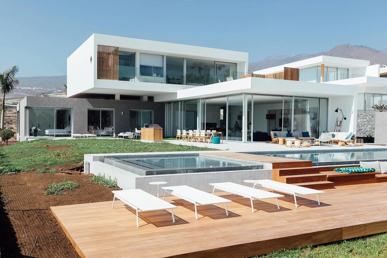 Custom Villa Plots, Abama Resort, Tenerife.