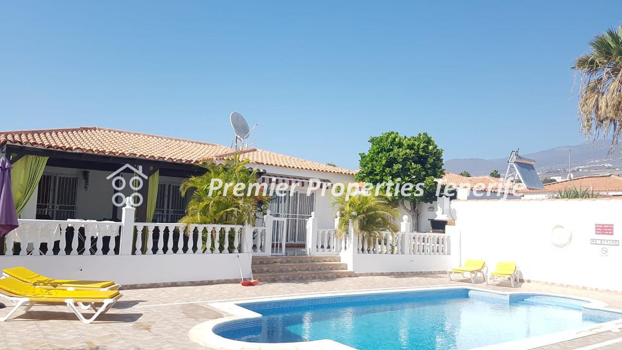 4 bedroom villa, Sueño Azul, Callao Salvaje